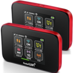 Japan 4G LTE Pocket Wifi Pair  (Unlimited Data No Throttle)